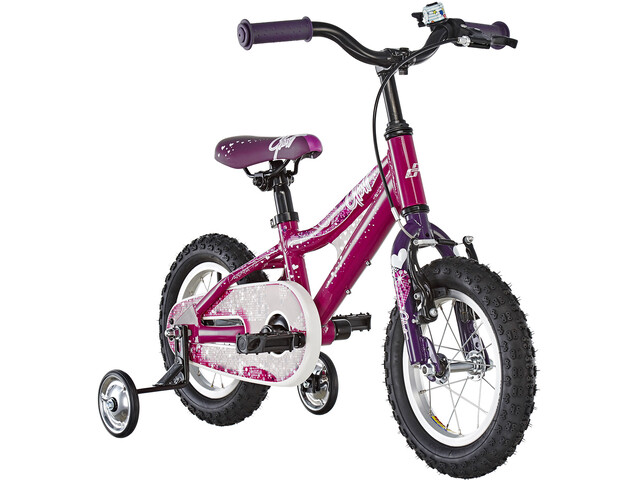 Ghost Powerkid AL 12 Børnecykel pink (2019) | City